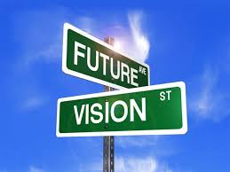 Vision Future Street signs